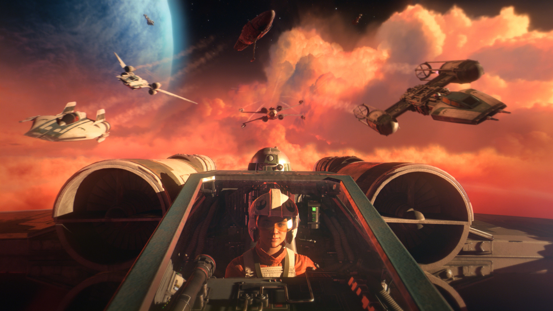 Star Wars: Squadrons - recenze