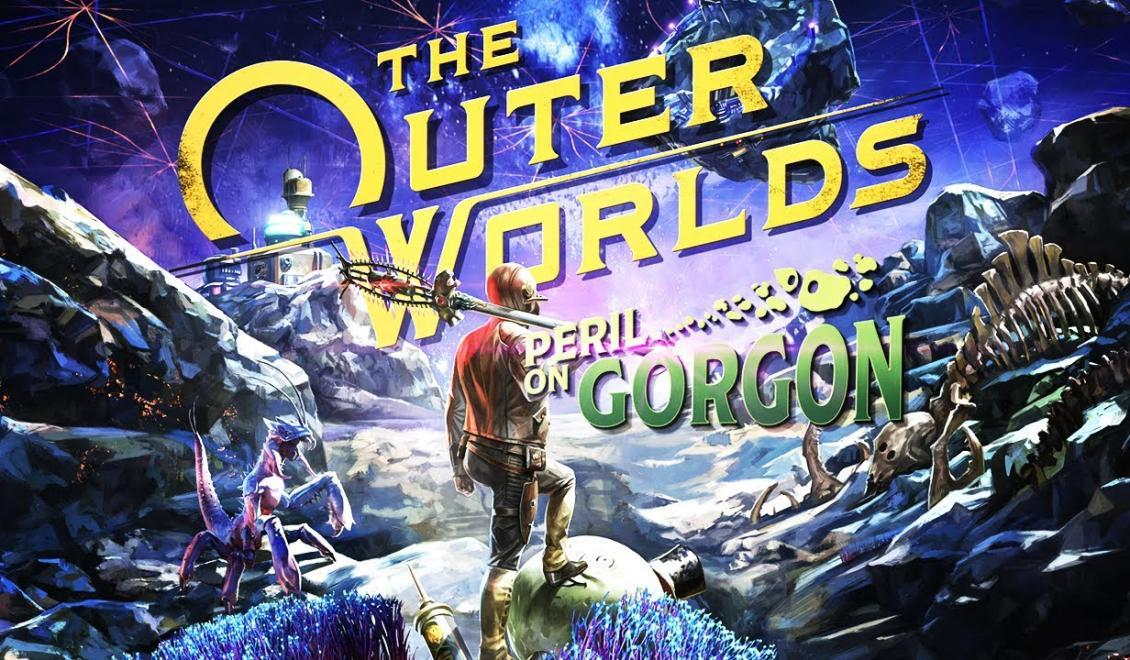 The Outer Worlds: Peril On Gorgon na videu