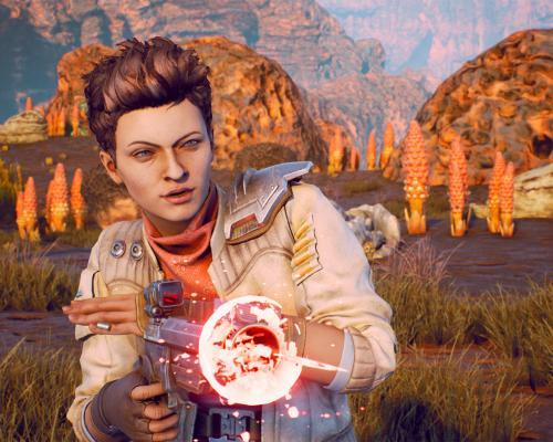Launch trailer k The Outer Worlds