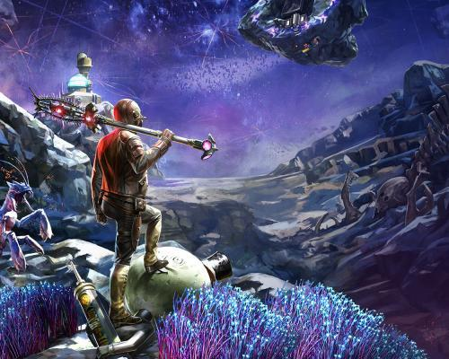 The Outer Worlds smeruje na Steam